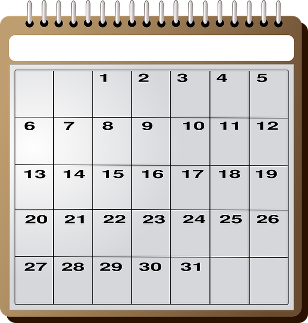 kalendarze spiralowane