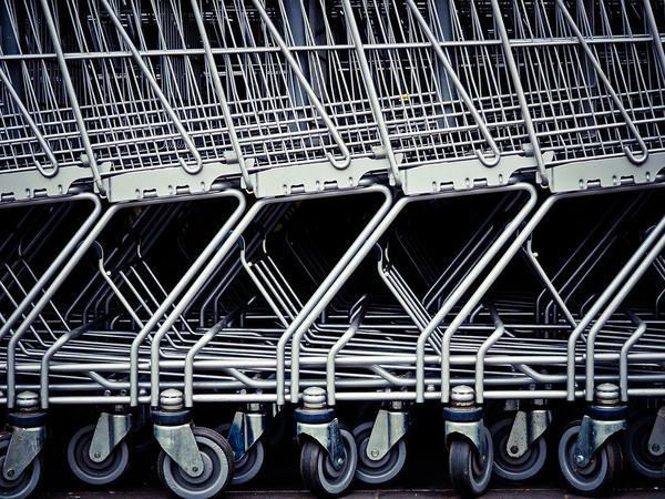 wózki do sklepu Bydgoszcz