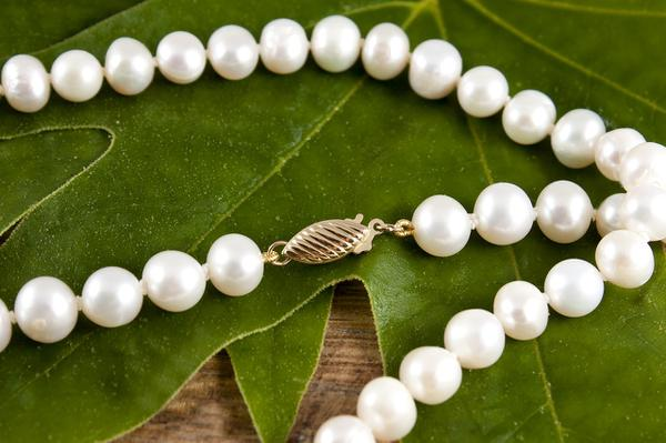 bransoletka perły