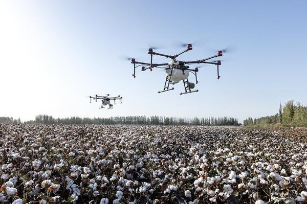 specjalistyczne drony